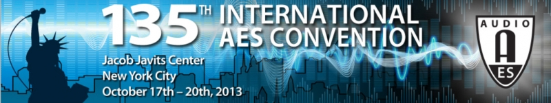 137th AES Convention Los Angeles 2014